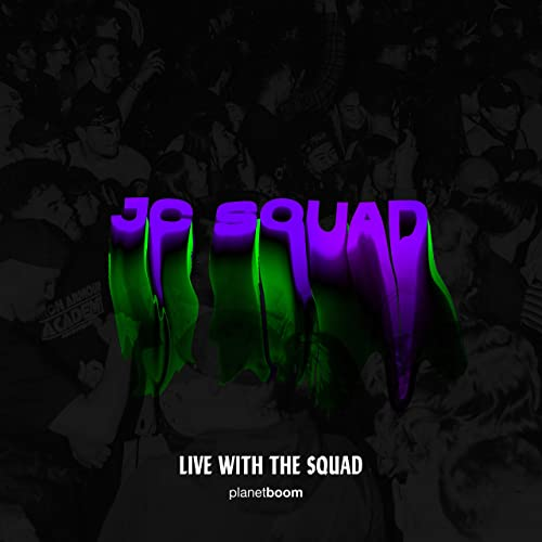 planetboom - JC Squad (Live From The Squad) (2021)