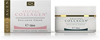 SALCOLL COLLAGEN Anti-Aging wrinkle Face cream for women - With Marine Collagen, Elastin & Essential Proteins To Repair, Restore, Rebuild & skin rejuvenating cream - For Smooth Younger Looking Face -