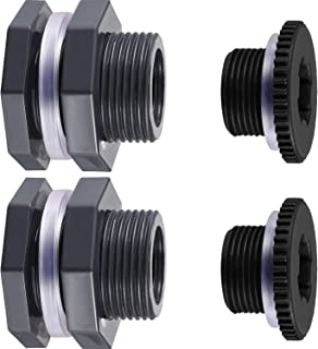 pond tank fittings