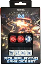 Infinity RPG - Dice Set - Nomad (7)