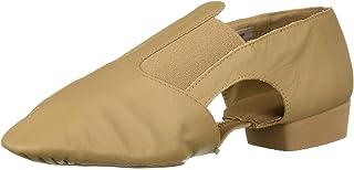 Leo Women`s Jazz Sandal Slip On Jazz Dance Shoe