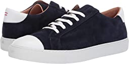Suede Lace-Up Sneaker