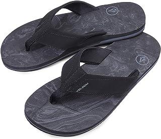 Volcom Volcom Men's Victor Flip Flop Sandal, Men's Victor Flip-flop Sandal