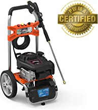 Best black max 2700 psi pressure washer manual Reviews