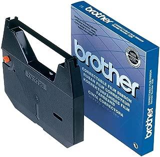 Brother 1030 Correctable Film Ribbon, Black