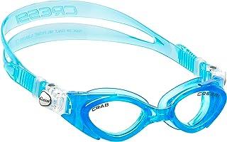 Cressi Crab Goggles - Occhialini da Noto per Bambini da 2 a 7 Anni