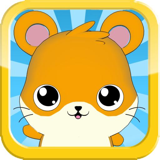 Bébé Hamster - Jeu pour enfant