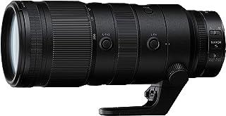 Nikkor Z 70-200mm f/2.8 VR S Lens, Black