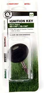 MTD Genuine Parts Tractor Ignition Key for Lawn and Garden Tractors 1995 and After