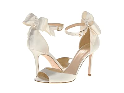 Kate Spade New York Izzie (Ivory Satin) High Heels