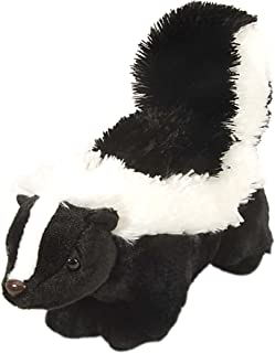 stuffed skunk toy