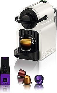 Krups Nespresso Inissia XN1001 ekspres do kawy | krótki czas nagrzewania | kompaktowy format | regulowana ilość kawy | prz...