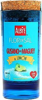 Sal de Gusano de Maguey al Limón (Sodio 10%) en Vaso