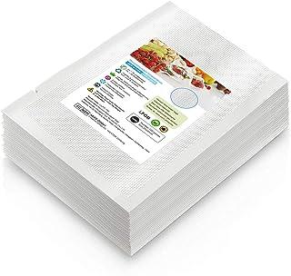 Sac Sous Vide Alimentaire,100 Pièce 20x30cm Sous Vide Sachets spécialement Conçus pour la Cuisson Sous Vide et le Stockage...