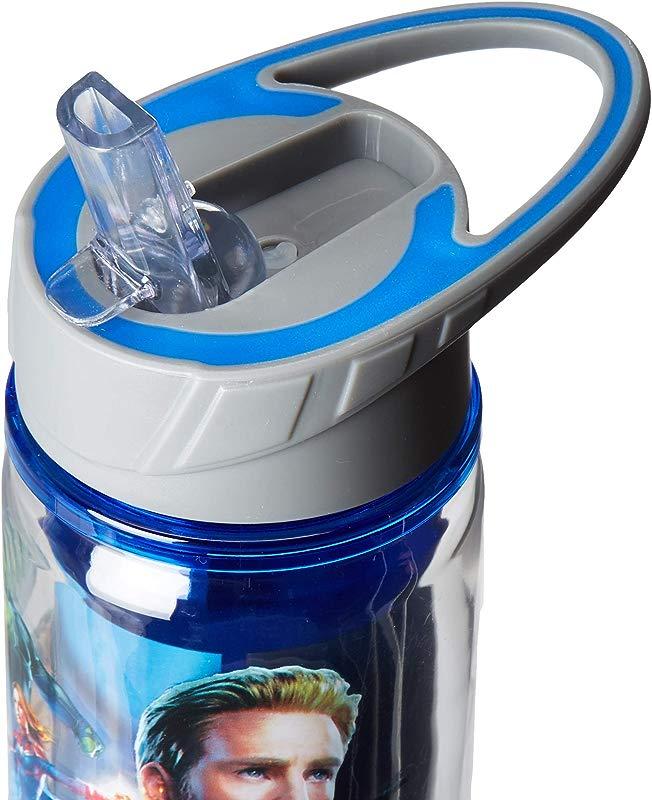 Avengers Endgame 18 Oz Tritan Water Bottle