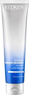Redken Extreme Bleach Recovery Cica Cream   For Bleached Hair   Deeply Nourishing Leave-In Treatment Reduces Hair Breakage   With Cica