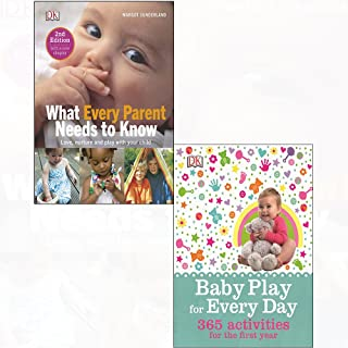 What every parent needs to know, baby play for every day 2 books collection set