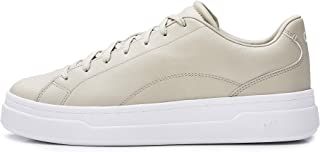 CARE OF by PUMA Women's Leather Platform Low-Top Trainers