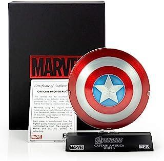 "Marvel's The Avengers Captain America Shield 1:6 Scale Prop Replica (4"" diameter)"