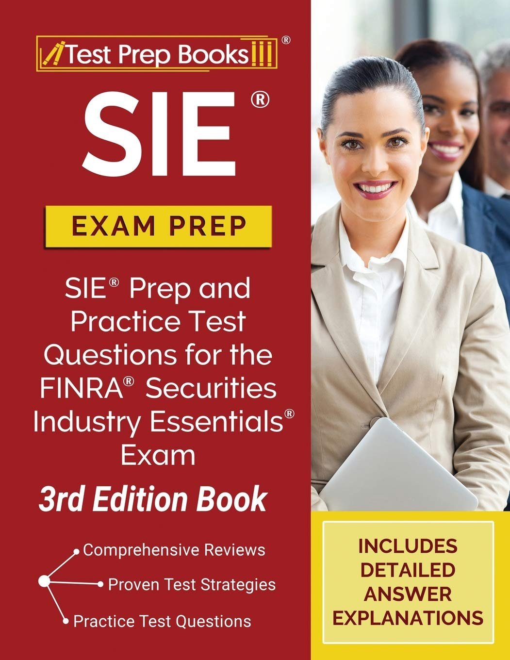 Download SIE Exam Prep: SIE Prep And Practice Test Questions For The FINRA Securities Industry Essentials Exam 3rd Edition Book 