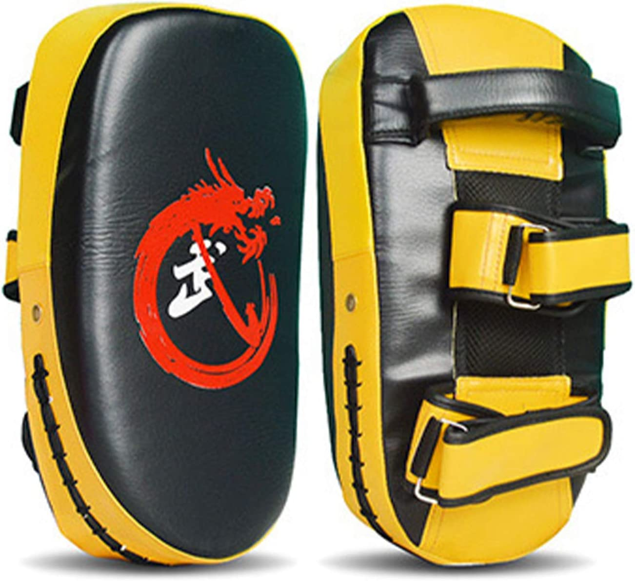 36x19x9cm Boxpratzen Handpratzen Schlagpolster Kickboxen MMA Pratzen Kampfsport EYLIFE 2PCS Box Pratzen Boxen Muay Thai
