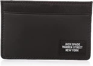 Jack Spade Men's Waxwear Credit Card Holder