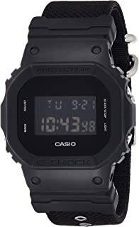 Casio G-SHOCK Homme Digital Quartz Montre avec Bracelet en Nylon