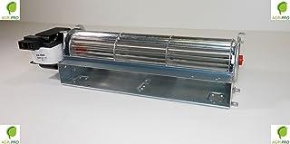 Agripro - Ventilador tangencial DN 60 (18 cm, motor izquierdo universal)