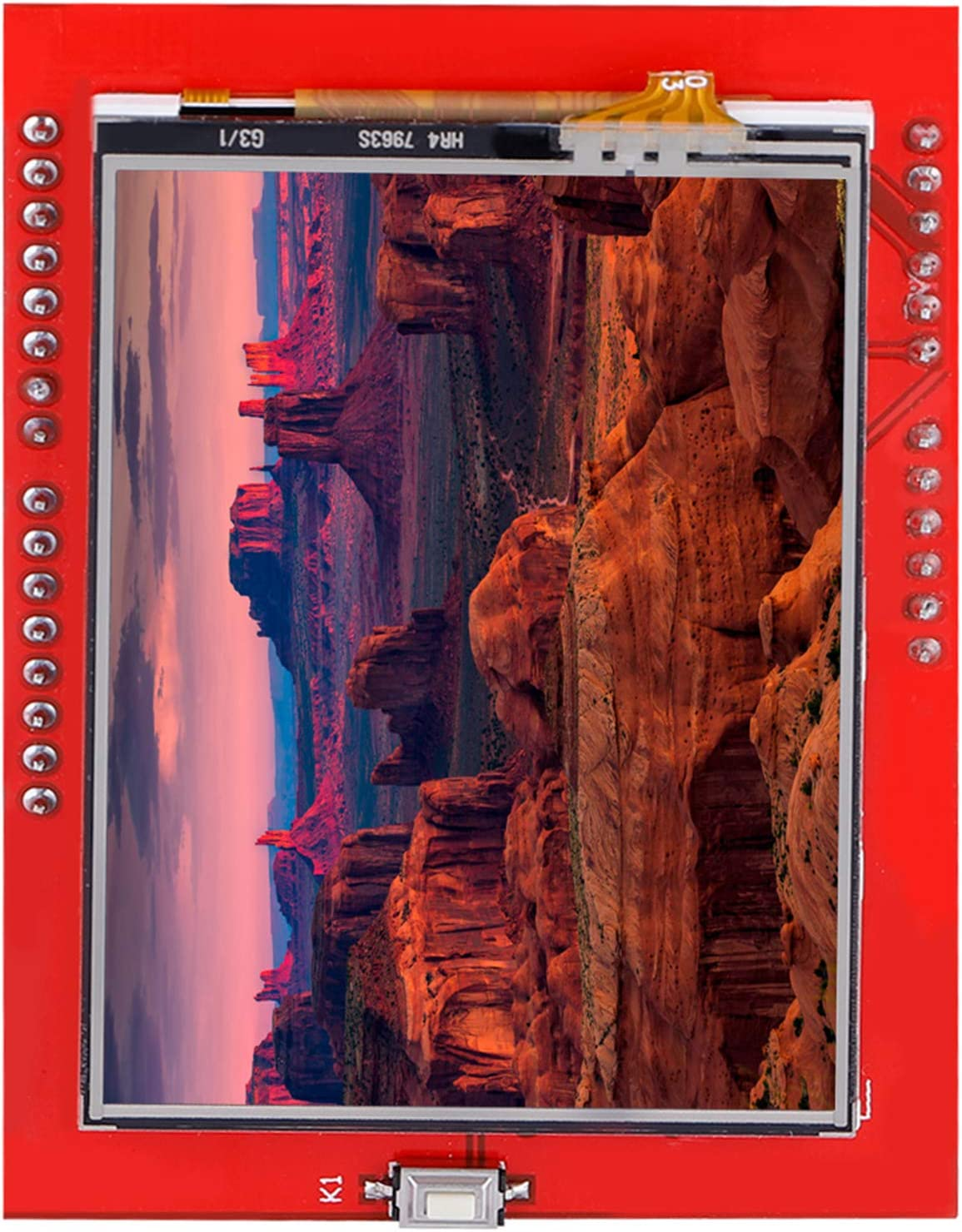 Display Module TFT 2021 LCD Touch Panel 3.3V Atlanta Mall Accuracy Stable High for