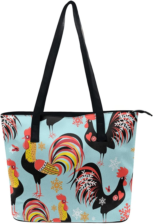 Tote Satchel Bag Shoulder Beach Bags For Women Lady Lightweight Tourist Handbag