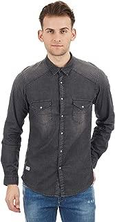 Pepe Jeans Men Solid Slim Fit Shirt