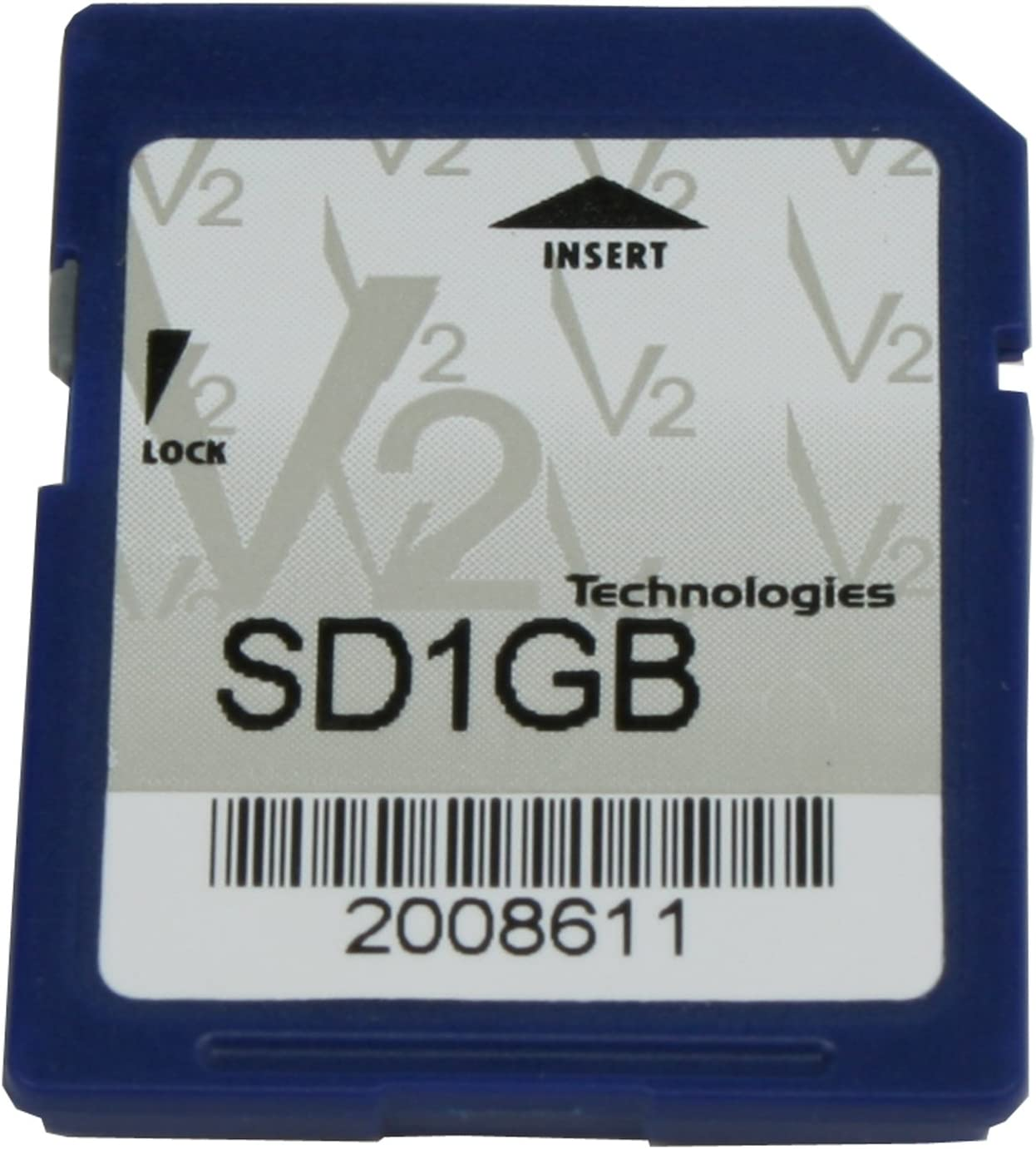 Innovate Motorsports 3787 2GB SD (Secure Digital) Memory Card for LM-2 and DL-32 Dataloggers