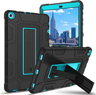 BENTOBEN Galaxy Tab A 10.1 Case 2019 T510/T515/T517, Heavy Duty Shockproof Three Layer Hybrid Protective Case Cover for Sa...