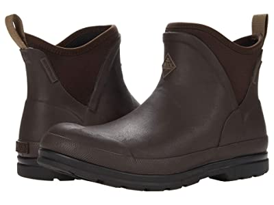 The Original Muck Boot Company Muck Originals Ankle (Brown) Women