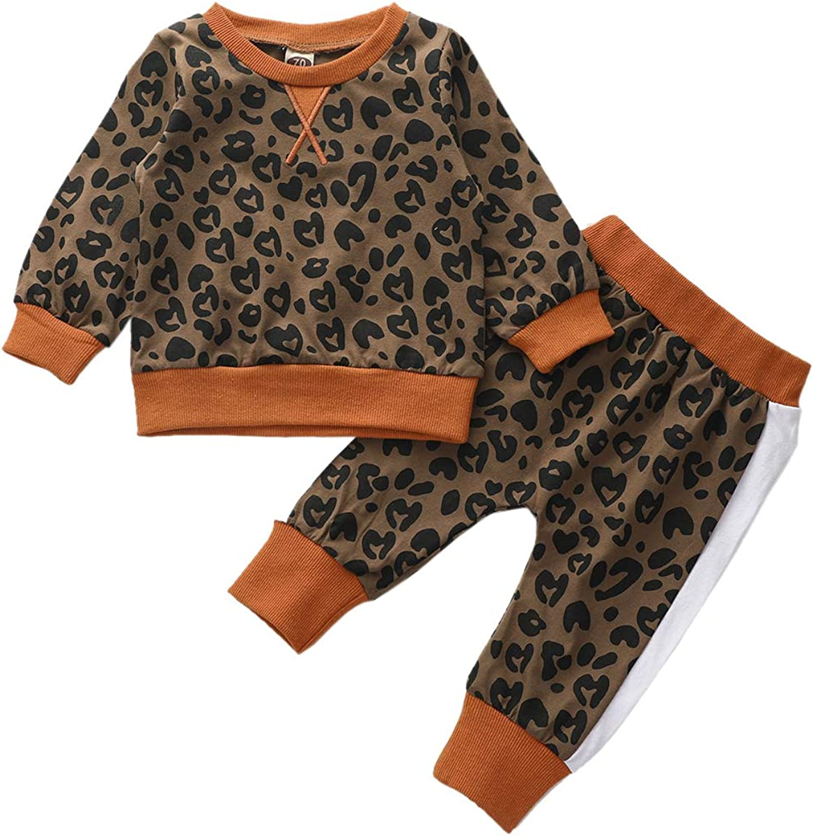 3PCS Toddler Baby Discount is also Opening large release sale underway Girl Boy Fall Long Lette Clothes Winter Sleeve