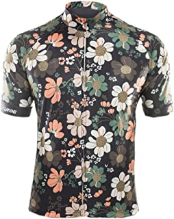 Uglyfrog 2018 Mens Short Sleeve Cycling Jersey Outdoor Sports Summer Style Bike Clothes Top CCJ05