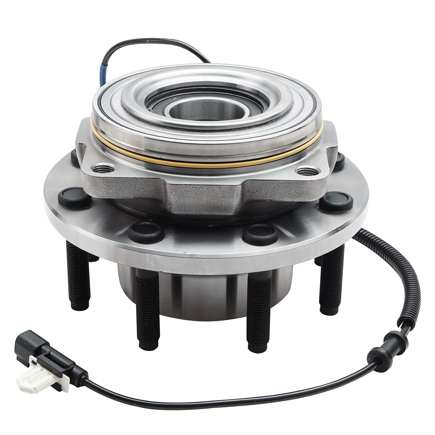 Detroit Axle - 4WD SRW Front Bearing 2 for Our shop most popular Wheel Replacement Hub outlet