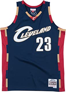 lebron james throwback jersey blue