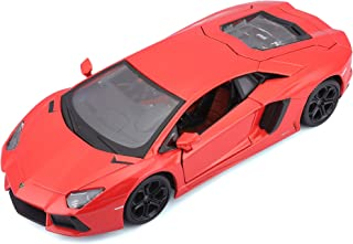 Maisto 1:24 Scale Lamborghini Aventador LP 700-4 Diecast Vehicle (Colors May Vary)