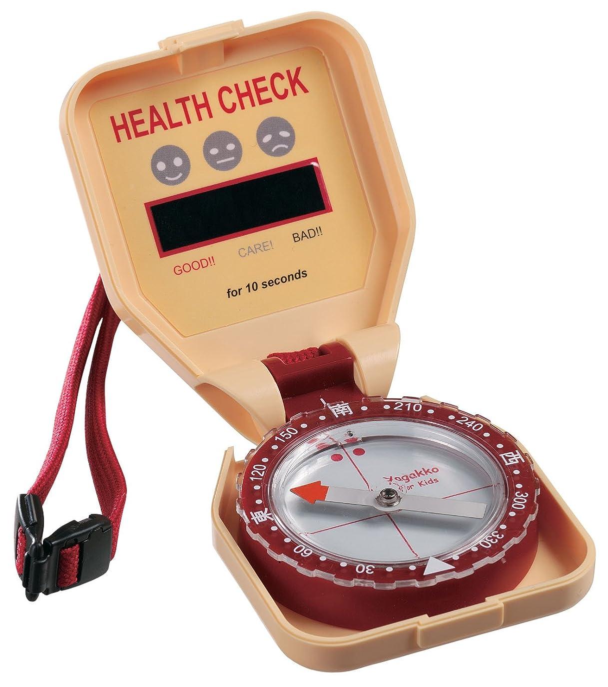 コミュニティ保険出席ビクセン コンパス 学習用 オイル式 簡易体温計 付き 42021-6