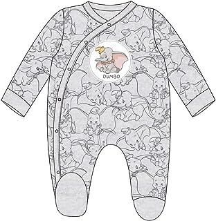 Artesania Cerda Unisex Baby Pelele Velour Disney Dumbo Strampler
