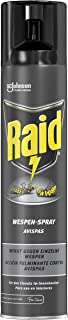 comprar comparacion Raid - Insecticida para avispas en spray, acción fulminante, uso interior, aerosol 300 ml
