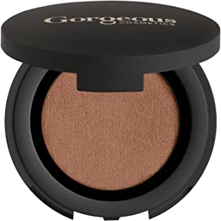 Gorgeous Cosmetics Eye Color - Pack of 1, Light Bronze, 3.8 g