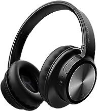 Bluetooth Headphones, Letscom Wireless Headphones Over Ear with Microphones Hands-Free..
