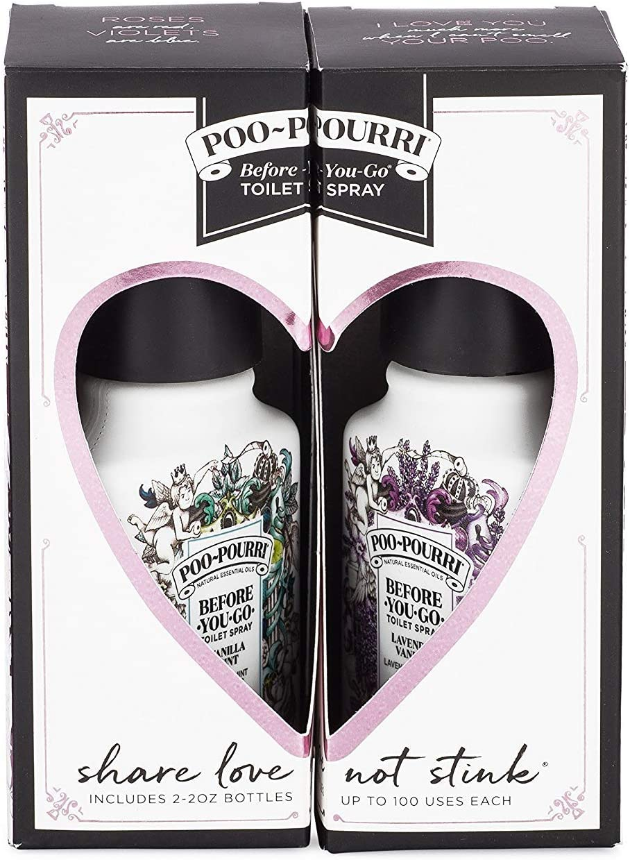 Poo-Pourri SALENEW very New products, world's highest quality popular! popular - Share Love Stink Set Gift NOT