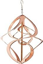 Red Carpet Studios Cosmix Copper Double Wind Sculpture, Small (31058)