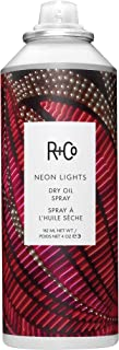 R+Co Neon Lights Dry Oil Spray, 4 oz.