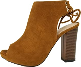 fc80009b Amazon.com: Chase & Chloe - Ankle & Bootie / Boots: Clothing, Shoes ...
