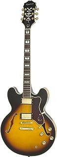 Epiphone Sheraton-II PRO - Guitarra eléctrica, color vintage sunburst