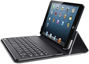 Belkin QODE Portable Bluetooth Keyboard and Case for iPad mini 3, iPad mini 2 with Retina Display and iPad mini (Black)